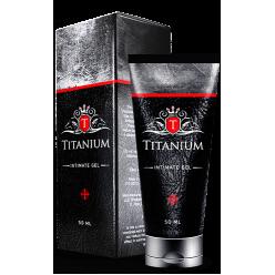 Titanium мужской крем для увеличения