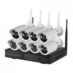Комплект видеонаблюдения на 8 камер 1MP 720P NVR HD