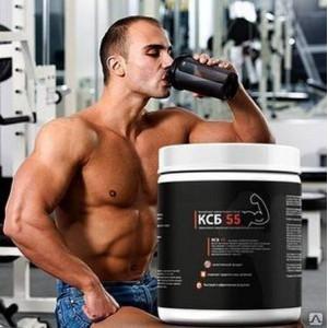Протеиновый коктейль KSB-55
