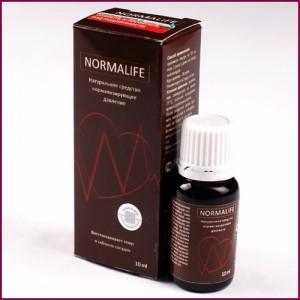 Normalife средство от гипертонии