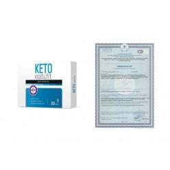 Keto Eat&Fit капсулы для похудения