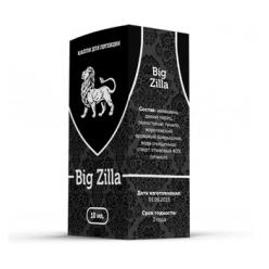 Капли для потенции «Big Zilla»