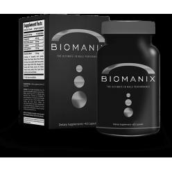 Капсулы для улучшения мужского здоровья Biomanix