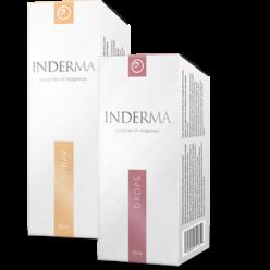 INDERMA - средство от псориаза